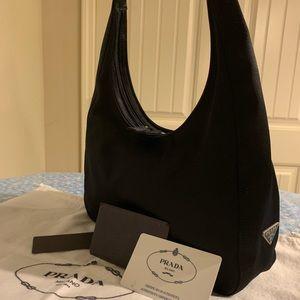Authentic Prada Hobo Bag